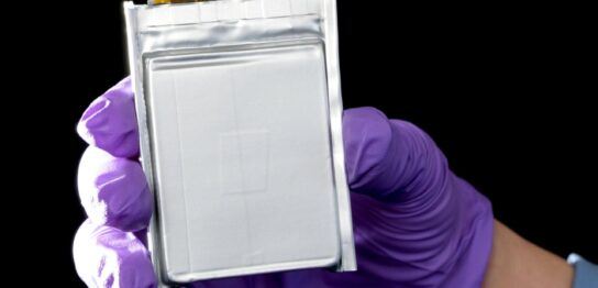 GM's prototype lithium metal batteries was developed with SES